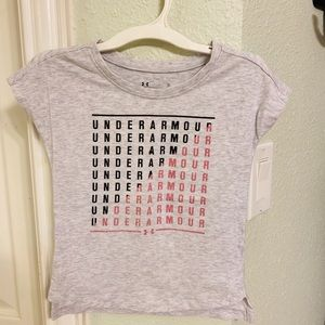 Under Armour toddler 's t-shirt